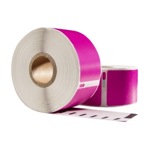 Roze labels